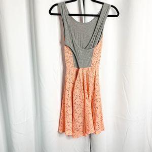 Trina Turk Dresses - trina turk coral gray crestine mini dress M